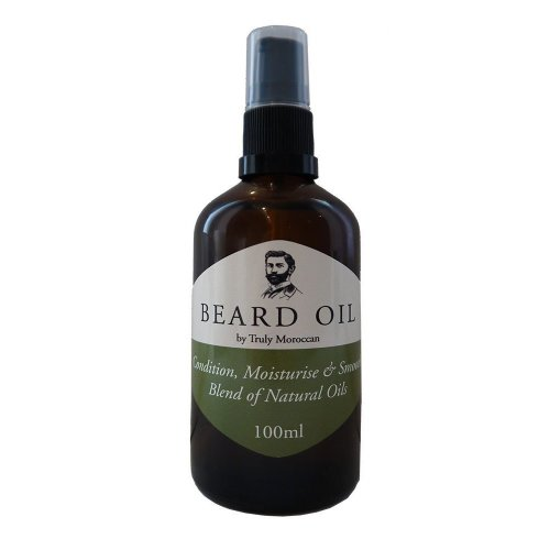 Beard Oil, all natural blend, rich in argan and hemp oils 100ml