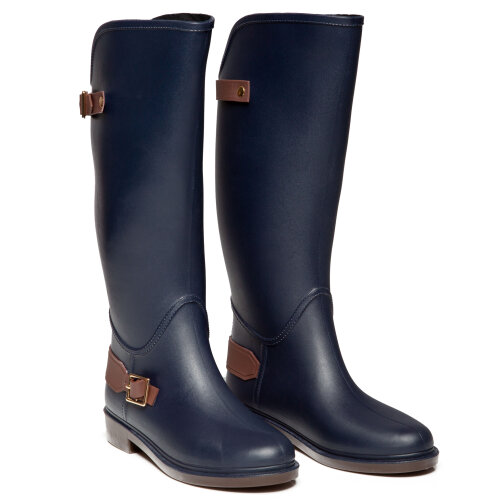 (7 (Adults')) Womens Tall Equestrian Horse Riding Wellingtons