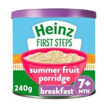 Heinz First Steps Summer Fruit Multigrain