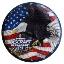 Discraft 175 Gram Super Color Ultra-Star Disc Eagle