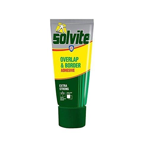 Solvite Overlap and Border Tube Ref 1574677, 200 ml