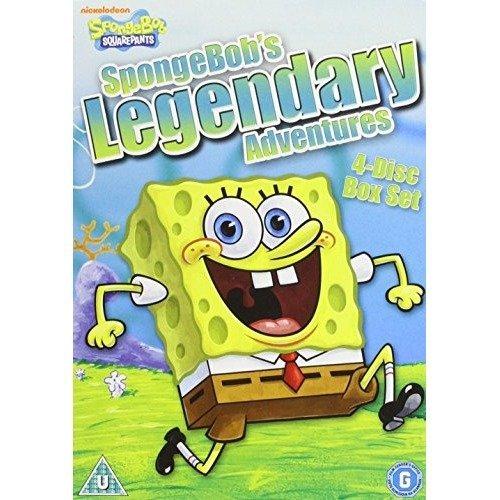 Spongebob Squarepants: Legenda [dvd]