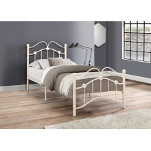 Birlea Canterbury Bed - Victorian Inspired Design - Single, Small Double, Double#3ft Single