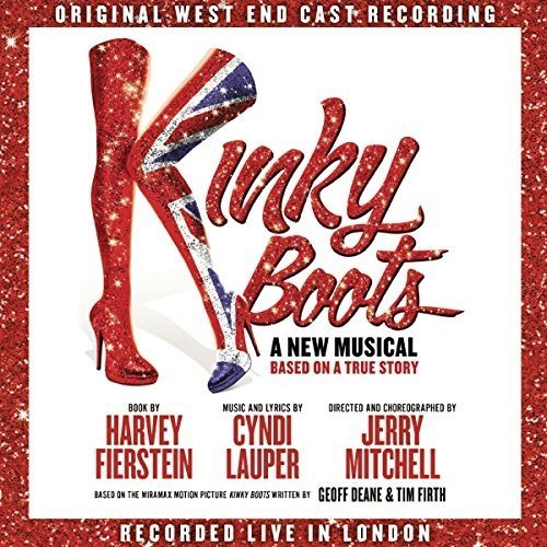 Original West End Cast of Kinky Boots - Kinky Boots (original West End Cast Recording) [CD]