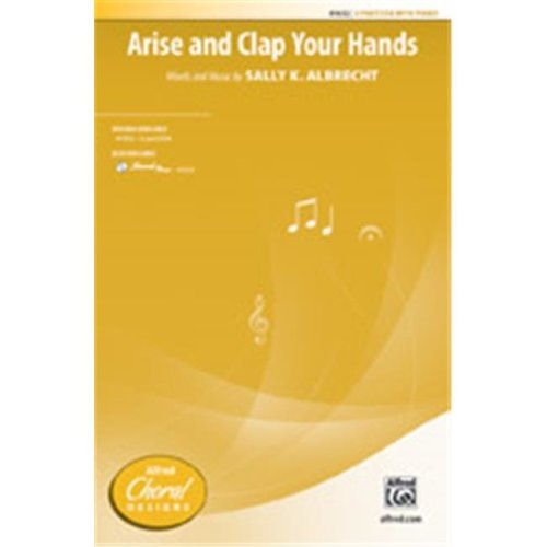 Alfred 00-41633 ARISE AND CLAP YOUR HANDS-STRX CD