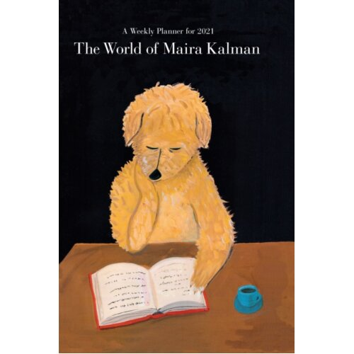 2021 World of Maira Kalman Diary by Workman Calendars