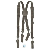 HWc Nylon Police, Fire Adjustable Duty Belt SUSPENDERS