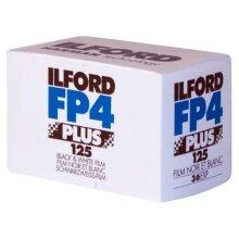 Five Pack of Ilford FP4 Plus 35mm Black White Negative Film 36 Exp