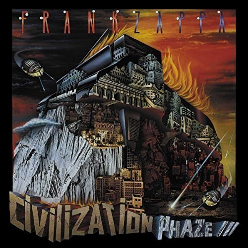 Frank Zappa Civilization Phase Iii Cd On Onbuy
