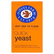 Doves Farm  Quick Yeast 125g x 16