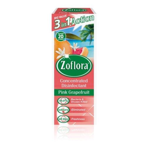 Zoflora Disinfectant 500ml Pink Grapefruit [168167]