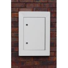 Metal Overbox - Repair  For Elec / Gas Meters boxes 800 x 580 x 50mm