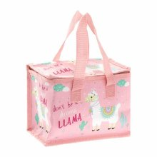 'Don't Be A Drama Llama' Insulated Lunch Bag | Llama Lunch Bag