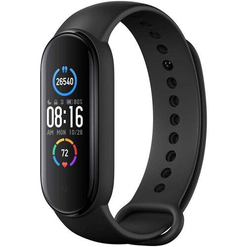 Xiaomi Mi Band 5 Black Health & Fitness Tracker