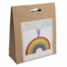 Felt Decoration Kit: Rainbow