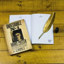 Harry Potter Undesirable 3D Lenticular Notebook