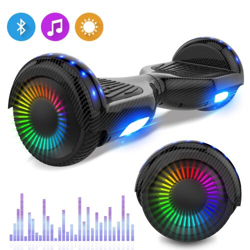 Right Choice Original Hoverboard Wide tyre Segway with Bluetooth & LED Wheel