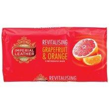 12 x Bars Of Imperial Leather Grapefruit & Orange Soap 12 x 100g …