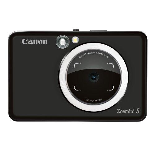 Canon Zoemini S instant digital camera 50.8 x 76.2 mm Black