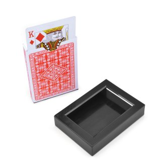 Bristol Novelty Disappearing Card Case Magic Trick