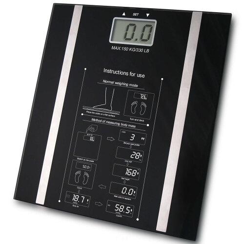 Digital Bathroom Scales | Body Fat Analyser Scales