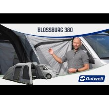 Outwell Blossburg 380 Drive Away Campervan Awning