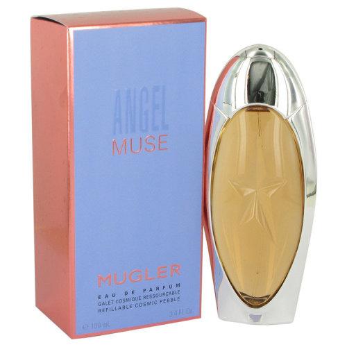 Angel Muse by Thierry Mugler Eau De Parfum Spray Refillable 3.4 oz