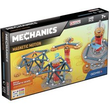Geomag 762 Mechanics Mechanics-146pcs, Mixed
