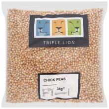 Triple Lion Dried Chickpeas - 4x3kg