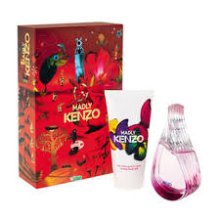 Madly Kenzo 30ml Eau De Toilette + Body Lotion 50ml Gift Set
