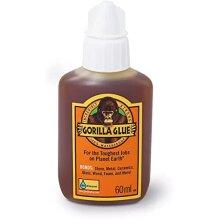 Gorilla Glue - 60ml | Fast-Acting Waterproof Superglue