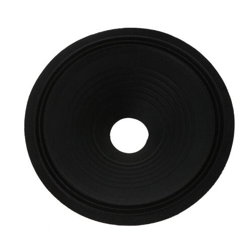 (As Seen on Image) 8, Speaker Paper Cone, Basin Drum With 3-Fold Line, Cloth Side, Core Woofer Accessories