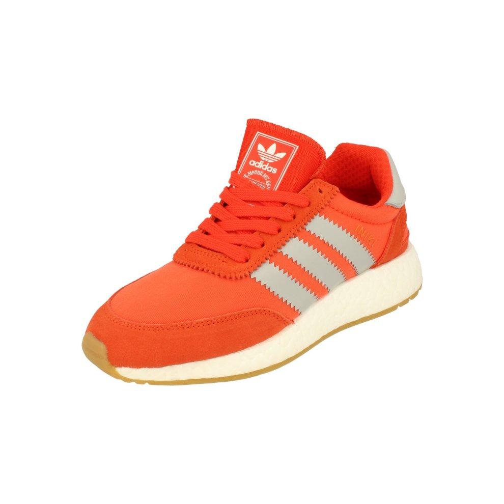 (3.5) Adidas Originals Womens Iniki Runner Trainers Sneakers