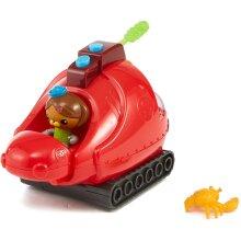 Octonauts Gup-X with Dashi Toy