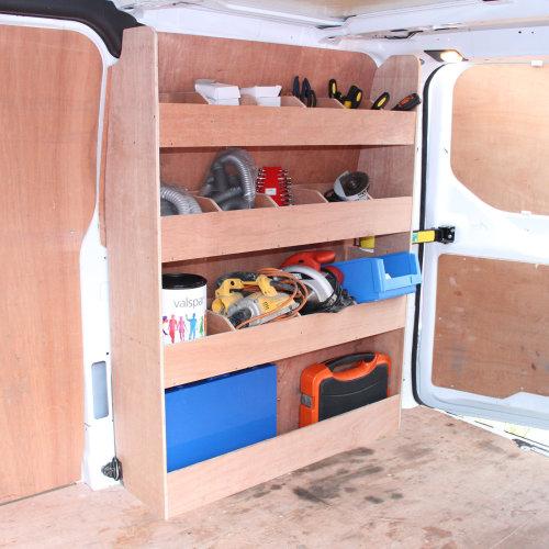 Monster Racking Ford Transit Custom SWB Van Rack