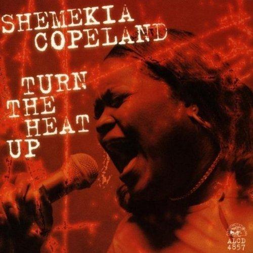 Copeland Shemekia - Turn the Heat Up [CD]