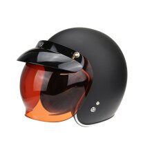 Viper Visor For RS04 RSV06 RS05 Open Face Jet Helmets Peak Bubble Styles Clear & Amber Colors