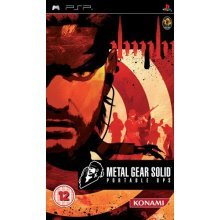 Metal Gear Solid: Portable Ops (PSP) - Used