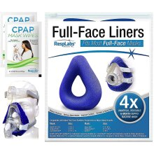 RespLabs CPAP Mask Liners for Full Face Masks 4 Pack