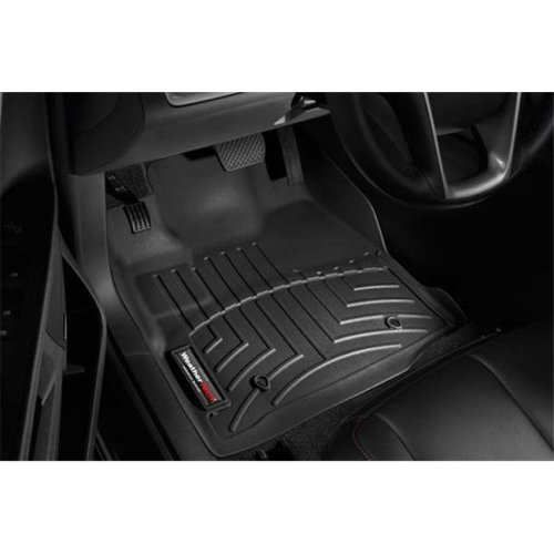 Weathertech W24-451792 Rear Floor Liner for 2009-2014 Ford F-150, Tan