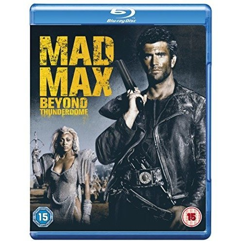 Mad Max 3 - Beyond Thunderdome Blu-Ray [2015]