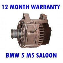 BMW 5 M5 SALOON 1998 1999 2000 2001 2002 2003 REMANUFACTURED ALTERNATOR - Refurbished