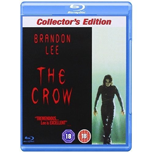 The Crow - Collectors Edition Blu-Ray [2007]