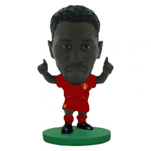 Belgium Official SoccerStarz Figure Romelu Lukaku