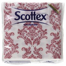 Scottex Collection Double Layer Napkins–Pack of 50