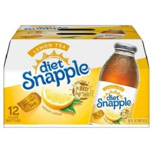 SNAPPLE DIET LEMON TEA - 2 Unit(s)----Each  Unit Is 12 X(473ML)