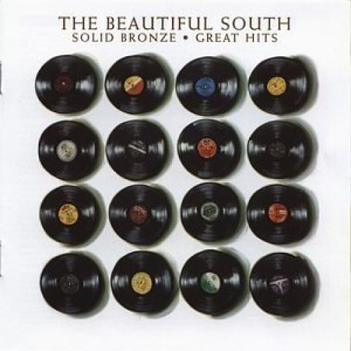 The Beautiful South - Solid Bronze - Great Hits [CD]