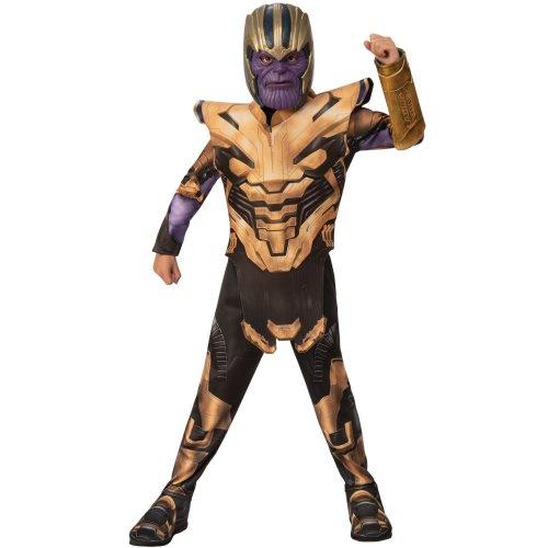 Kids Official Thanos Costume   Avengers Endgame Superhero