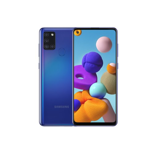 (Unlocked, Blue) Samsung Galaxy A21s Dual Sim | 32GB | 3GB RAM