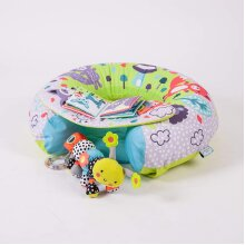 Red Kite Baby Sit Me Up Peppermint Soft Fabrics Colourful Designs